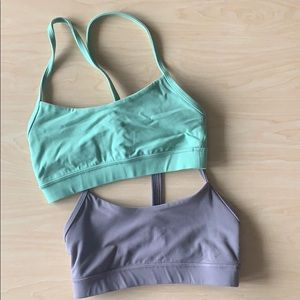 Brand New Lulu Sports Bras - no tags
